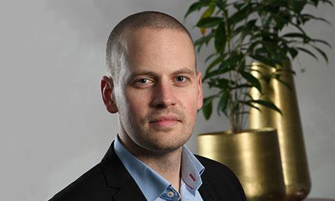 Martin Berg Balder, Fastighets AB Balder